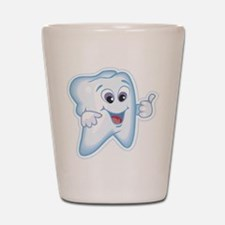 Great Job Dentists Dental Shot Glass