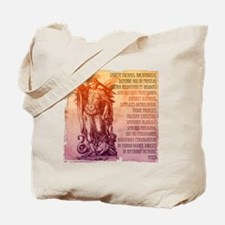 St. Michael Prayer in Latin Tote Bag