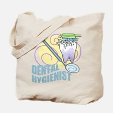 Cute Dental Hygienists Tote Bag