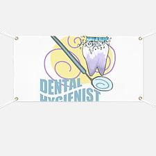 Cute Dental Hygienists Banner