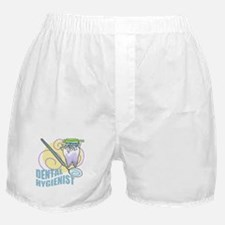 Cute Dental Hygienists Boxer Shorts