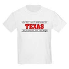 'Girl From Texas' T-Shirt