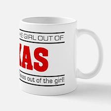 'Girl From Texas' Mug