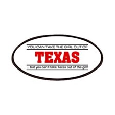 'Girl From Texas' Patches