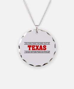 'Girl From Texas' Necklace