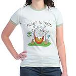 Plant A Tree Jr. Ringer T-Shirt