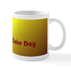 Mug: Applesauce Cake Day