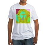 Pastel Jesus Fitted T-Shirt