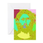 Pastel Jesus Greeting Cards (Pk of 10)