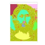 Pastel Jesus Postcards (Package of 8)