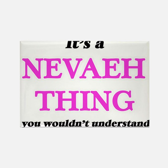 It's a Nevaeh thing, you wouldn't Magnets