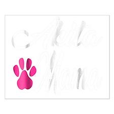 """Cute Cat crossing 2.25"""" Button"""