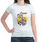 Pet Force Fun Jr. Ringer T-Shirt