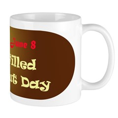 Mug: Jelly-Filled Doughnut Day