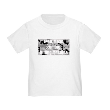 Zombie Killing Machine Toddler T-Shirt