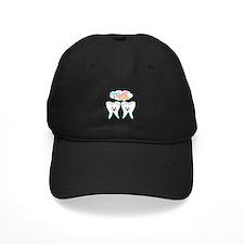 Peace Love Dental Floss Baseball Hat