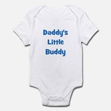 Daddy's Little Buddy Infant Creeper
