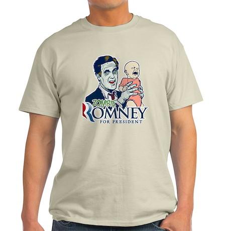 Zombie Romney Light T-Shirt