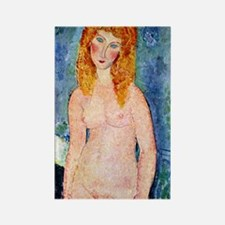 Modigliani Rectangle Magnet