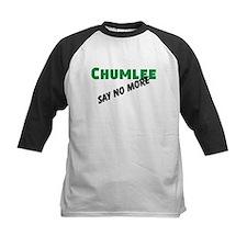 Chumlee Say No More Tee