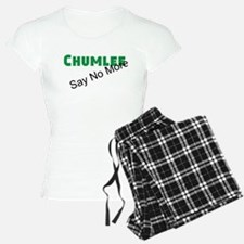 Chumlee Say No More Pajamas