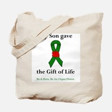 Son Donor Tote Bag