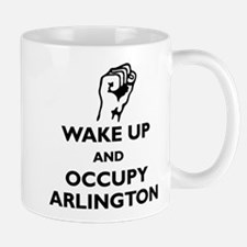 Occupy Arlington Mug