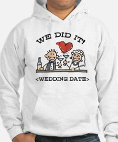 Funny Personalized Wedding Hoodie