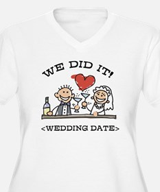 Funny Personalized Wedding T-Shirt