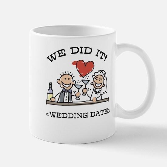 Funny Personalized Wedding Mug