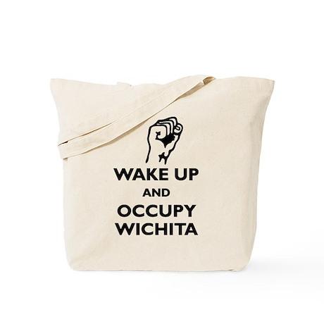 Occupy Wichita Tote Bag