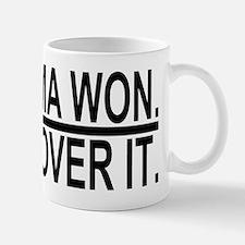 Funny Obama victory Mug