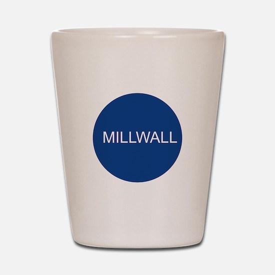 MILLWALL Shot Glass