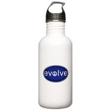 Cute Darwin fish Water Bottle