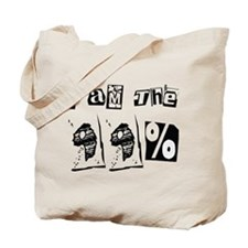 I Am The 99% Tote Bag