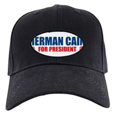 HERMAN CAIN FOR PRESIDENT 201 Baseball Hat
