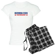 HERMAN CAIN FOR PRESIDENT 201 pajamas