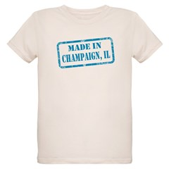 MADE IN CHAMPAIGN, IL T-Shirt