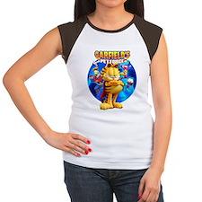 Garfield's Pet Force Women's Cap Sleeve T-Shirt