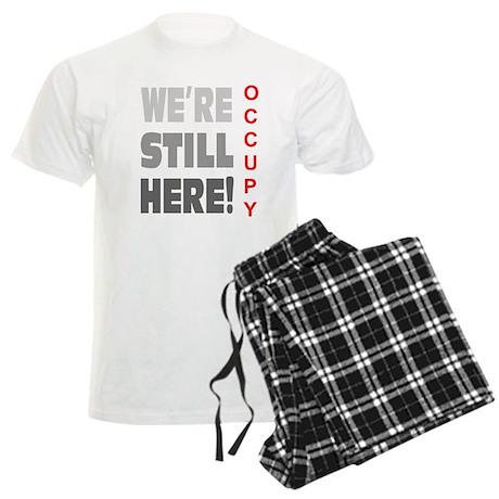 We're Still Here Men's Light Pajamas