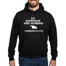 New Husband (Wedding Date) Hoodie