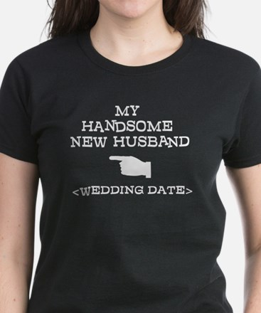 New Husband (Wedding Date) Tee