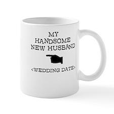 New Husband (Wedding Date) Mug