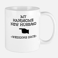 New Husband (Wedding Date) Mug