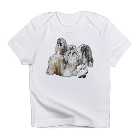 two shih tzus Infant T-Shirt