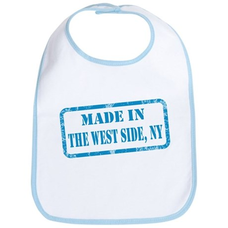 MADE IN THE WEST SIDE Bib