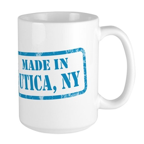 MADE IN UTICA Large Mug