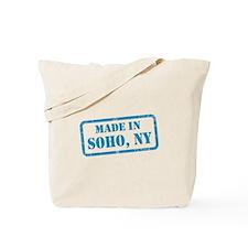 MADE IN SOHO Tote Bag