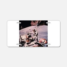 Moon Buggy Blast Aluminum License Plate