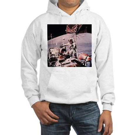 Moon Buggy Blast Hooded Sweatshirt